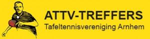 Logo Treffers Arnhem Tafeltennisvereniging